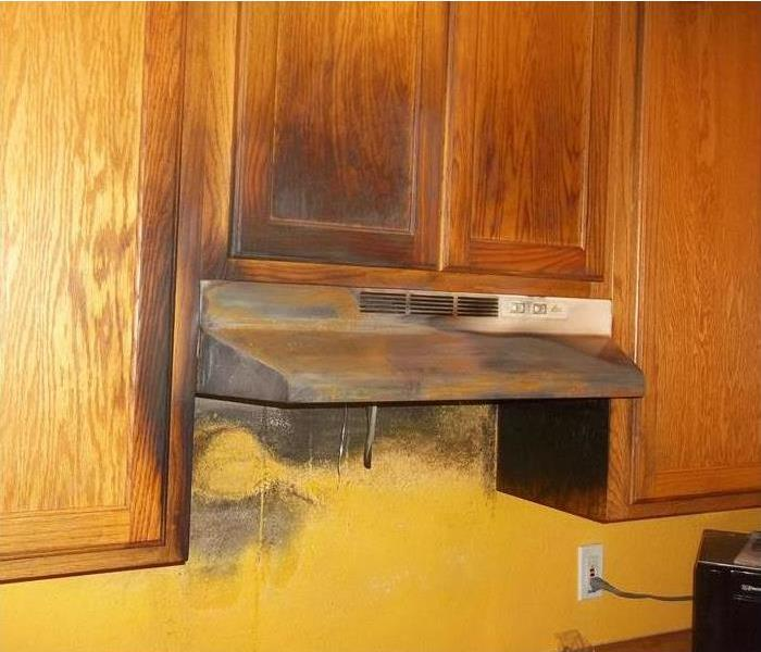 Punta Gorda Microwave Exhaust Hood Fire