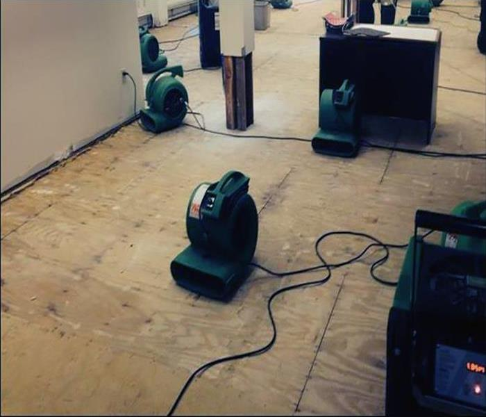 Commercial Water Damage In Punta Gorda